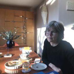 Visiting Annelise Planteydt atelier in Zeeland, NL